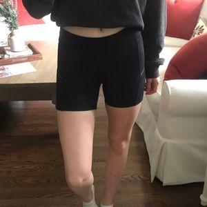 Biker/cycling shorts